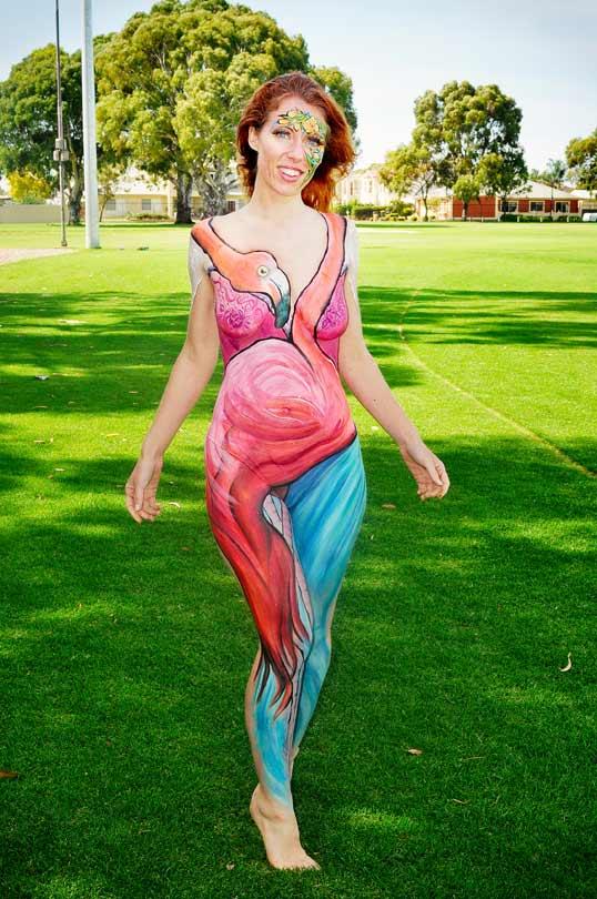 Body Art Painting Gallery