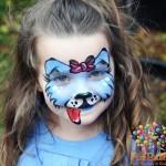 fizzbubble-face-paint-dog-puppy-blue