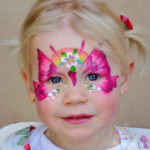 fizzbubble-face-paint-butterfly-pink-rainbow