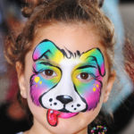 fizzbubble-face-paint-dog-rainbow-puppy-birthday-party