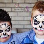 fizzbubble-face-paint-skull-boys-birthday-party