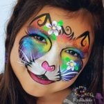 fizzbubble-face-painting-cat-rainbow-kittycat
