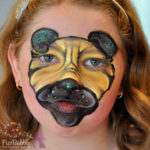 fizzbubble-face-painting-dog-pug-puppy