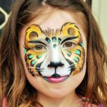 fizzbubble-face-painting-leopard-gold