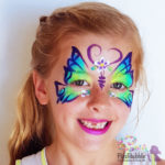 fizzbubble-face-painting-neon-butterfly