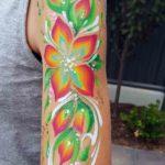 fizzbubble-flowers-onestroke-arm-art-leannes-collection